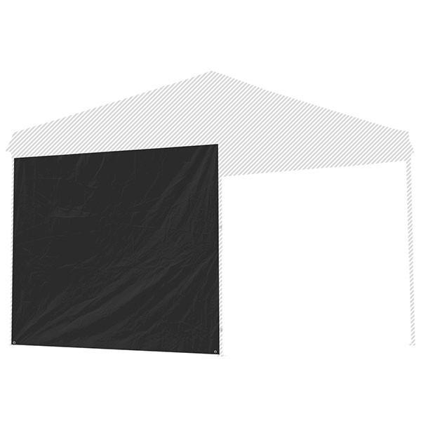 タープ テント タープテント用 サイドシート ウォールタイプ 横幕 2.5m 250 日よけ シェード オプション タープテント専用サイドシート FIELDOOR 送料無料|l-design|14