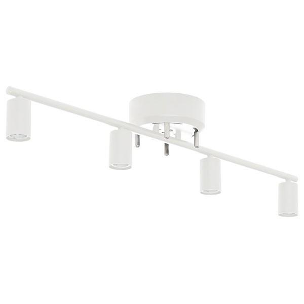 シーリングライト 照明 器具 4灯 ヴィンテージ風 LED エジソンライト セット おしゃれ シェードなし led対応 天井照明 直付け 寝室 リビング 洋室 北欧 送料無料|l-design|09