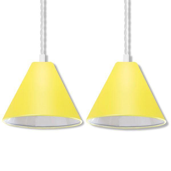 ペンダントライト 照明 1灯 2個セット おしゃれ LED 電球 北欧 天井 リビング 吊り下げ ダクトレール レールライト カフェ 食卓 シンプル 口金 E26 送料無料 l-design 15
