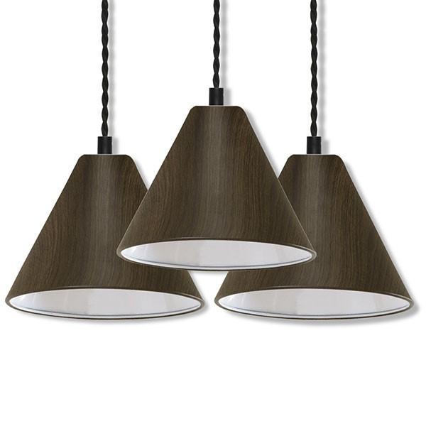 ペンダントライト 照明 1灯 3個セット おしゃれ LED 電球 北欧 天井 リビング 吊り下げ ダクトレール レールライト カフェ 食卓 シンプル 口金 E26 送料無料|l-design|15