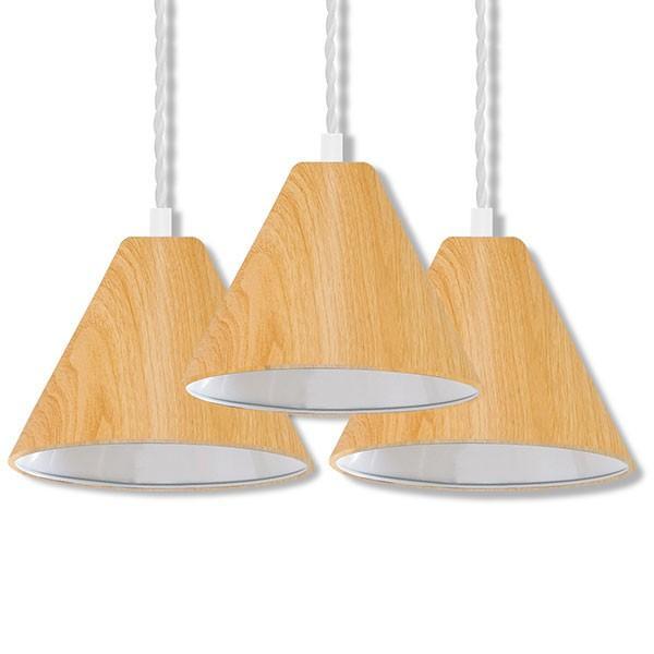 ペンダントライト 照明 1灯 3個セット おしゃれ LED 電球 北欧 天井 リビング 吊り下げ ダクトレール レールライト カフェ 食卓 シンプル 口金 E26 送料無料|l-design|16