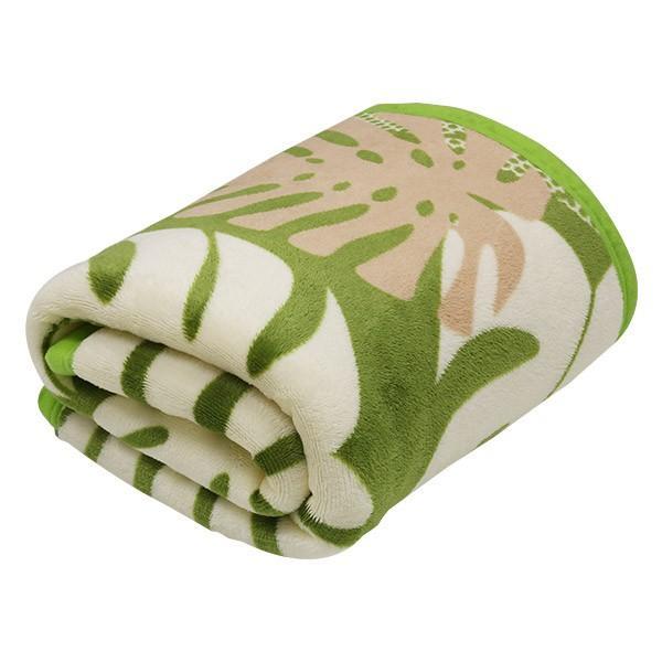 ひざ掛け 膝掛け ブランケット 2枚合わせ毛布 プラス2℃ ぬくぬくボリューム ヒートウォーム 静電気防止 洗濯可能 洗える リバーシブル マイクロファイバー毛布|l-design|11