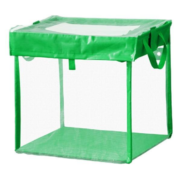 カラスよけ ゴミネット ゴミ出し ゴミ箱 ゴミステーション 防鳥ネット 防鳥網 ゴミ収集ボックス 折りたたみ ボックス 戸別回収 屋外 対策 猫よけ 送料無料|l-design|05