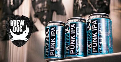 PUNK IPAビール