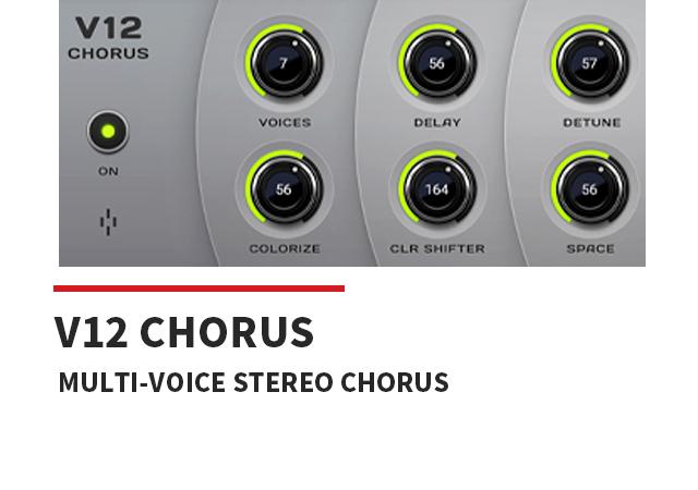 V12 CHORUS