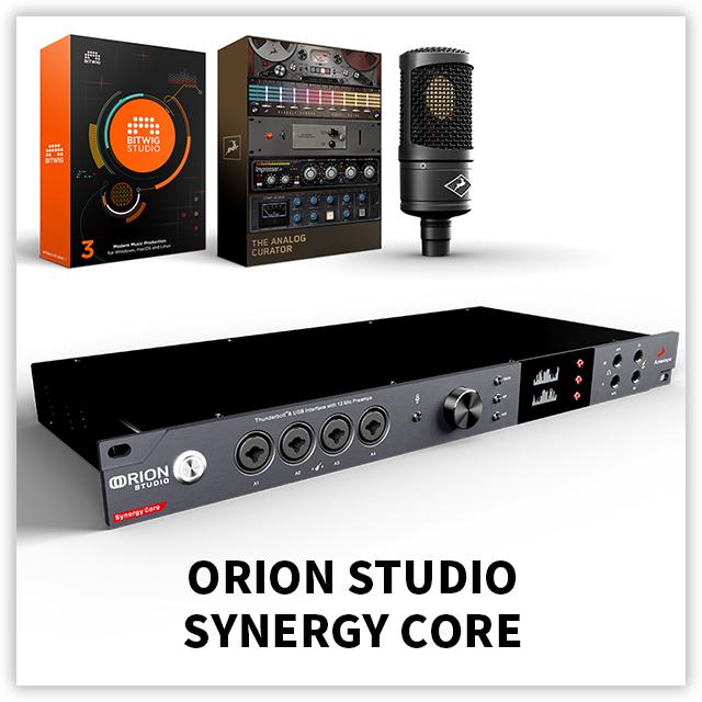 Orion Studio Synergy Core