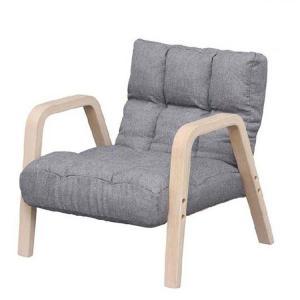 ソファ おしゃれ 安い 一人掛け ソファー 1人掛け イス チェア 椅子 木製 ウッドアームチェア Sサイズ WAC-S アイリスオーヤマ|ladybird6353|10