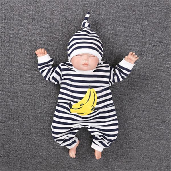 ロンパース 新生児 春 帽子つき おしゃれ 安い 12style オーバーオール ベビー 女の子 子供服 男の子 赤ちゃん 韓国 ベビー服 70 80 90 長袖 出産祝い|ladybirds-store|04