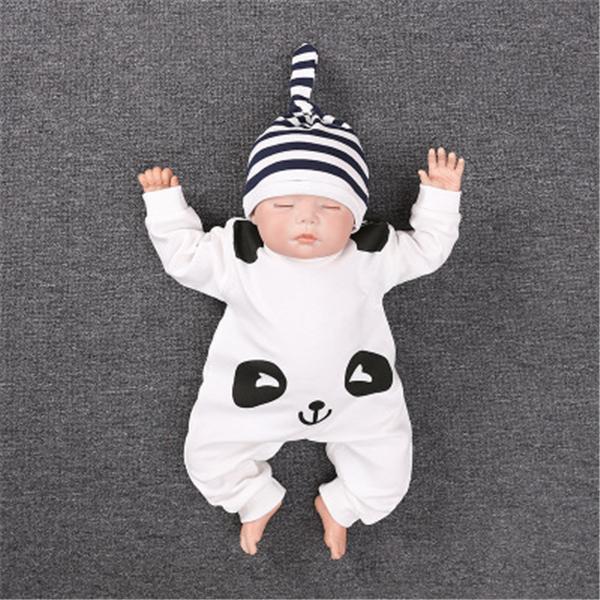 ロンパース 新生児 春 帽子つき おしゃれ 安い 12style オーバーオール ベビー 女の子 子供服 男の子 赤ちゃん 韓国 ベビー服 70 80 90 長袖 出産祝い|ladybirds-store|07