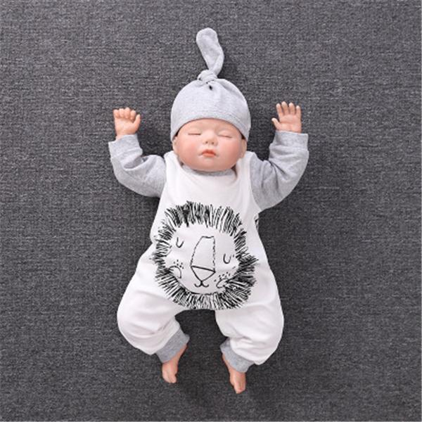 ロンパース 新生児 春 帽子つき おしゃれ 安い 12style オーバーオール ベビー 女の子 子供服 男の子 赤ちゃん 韓国 ベビー服 70 80 90 長袖 出産祝い|ladybirds-store|08