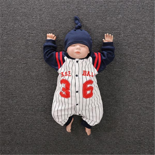 ロンパース 新生児 春 帽子つき おしゃれ 安い 12style オーバーオール ベビー 女の子 子供服 男の子 赤ちゃん 韓国 ベビー服 70 80 90 長袖 出産祝い|ladybirds-store|09