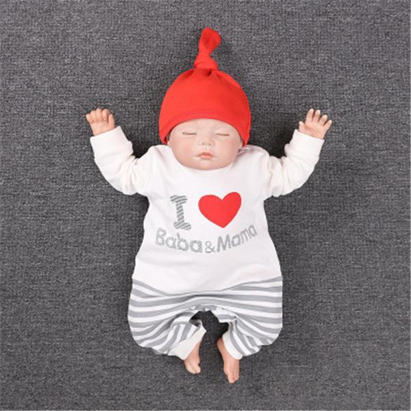 ロンパース 新生児 春 帽子つき おしゃれ 安い 12style オーバーオール ベビー 女の子 子供服 男の子 赤ちゃん 韓国 ベビー服 70 80 90 長袖 出産祝い|ladybirds-store|13