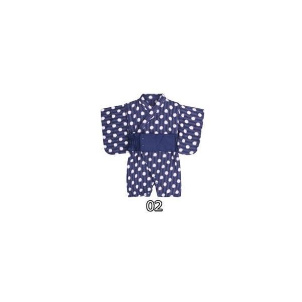 浴衣 キッズ 2点セット 子供服 カジュアル ゆかた 女の子 花柄 リボン 和 レトロ キッズ浴衣 夏 ベビー服 ロンパース 80 女 70/90cm|ladybirds-store|17