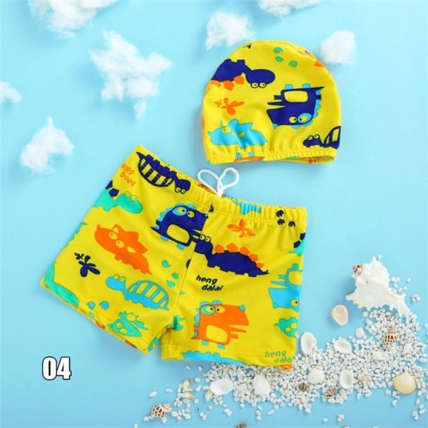 キッズ 水着 男の子 セット 子供 ジュニア 小学生 ショートパンツ スイムキャップ サーフパンツ キッズ 海パン 男児 プール 海 水遊び スイミング かっこいい|ladybirds-store|12