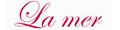手紡ぎ 織り 羊毛 の ラ・メール ロゴ