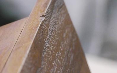 本物の木の家具ならではの醍醐味