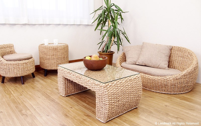 アジアン家具 ウォーターヒヤシンスインテリアシリーズ。アジアンナチュラルな癒やしのリゾート家具