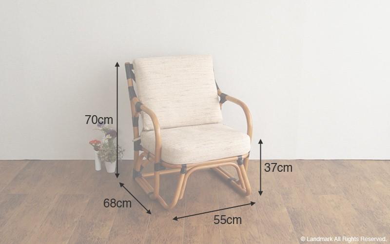 籐椅子詳細スペック