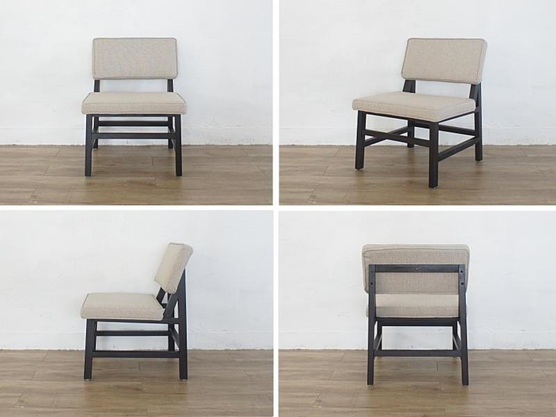ダイニングチェア 椅子 いす ソファーダイニング用 1p 木製 おしゃれ