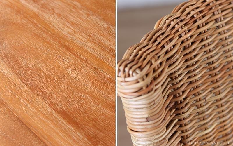 チーク 無垢 木製 インテリア 家具