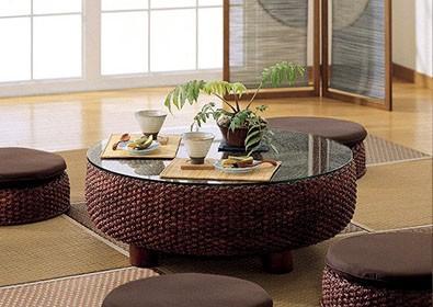 アジアンオリエンタルな家具