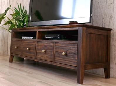 アジアン家具 チーク無垢木製 大人気のテレビ台
