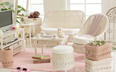 お姫様系のカワイイ家具fiore
