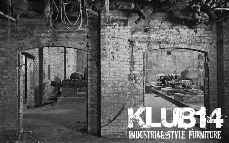 インダストリアル家具「KLUB14」