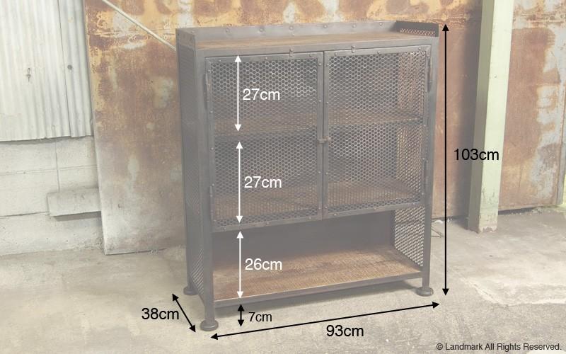 industrial furniture rustic almera 詳細