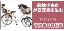 子供乗せ自転車 バンビーナ