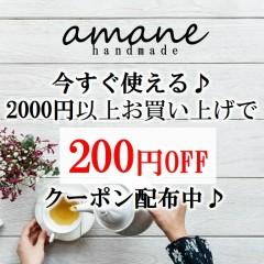 2000以上購入で200円OFFクーポン