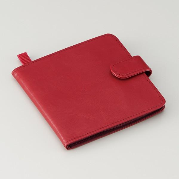 カードケース 薄型 スマートnaカードケースmini レッド ブラウン カード入れ スリム コンパクト レディース メンズ 1000円 ポッキリ スリム収納カードケース le-cure 10