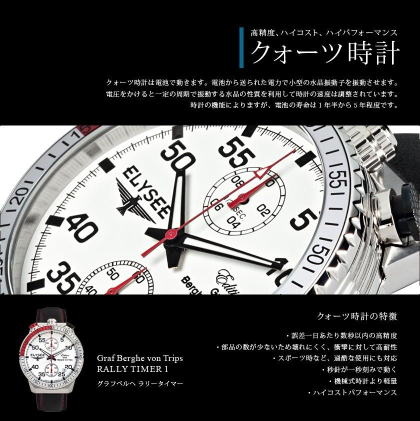 ドイツ製腕時計 エリーゼ(ELYSEE)