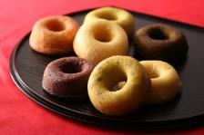 チョコ きなこ 投入 レモン ほうじ茶 ずんだ ドーナツ