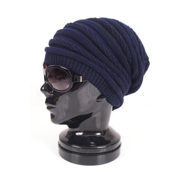 ニット帽 レディース メンズ ニットキャップ 帽子 ニットキャスケット 男女兼用 ユニセックス 小顔効果 つば付き 防寒 無地 秋冬 セール|leadmen|33