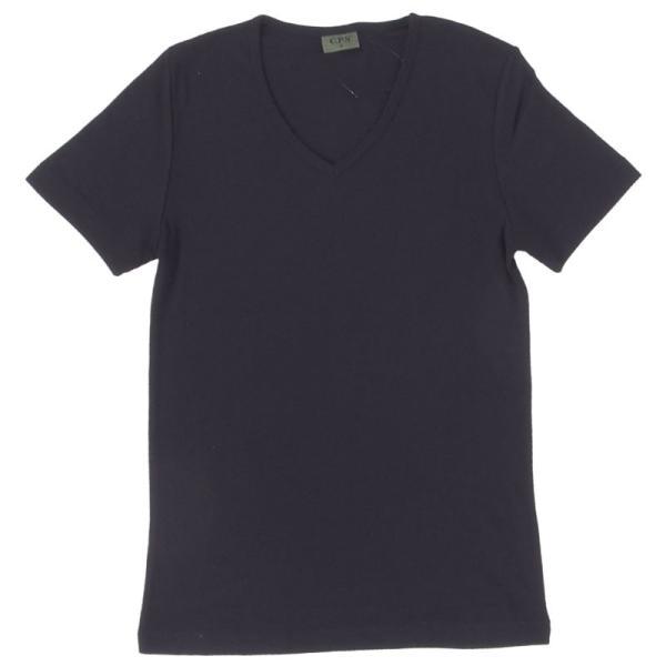 Tシャツ メンズ 半袖 無地 カットソー Vネック インナー メンズ 7分袖 半袖Tシャツ ストレッチ フライス トップス 七分袖 おしゃれ オシャレ セール|leadmen|27