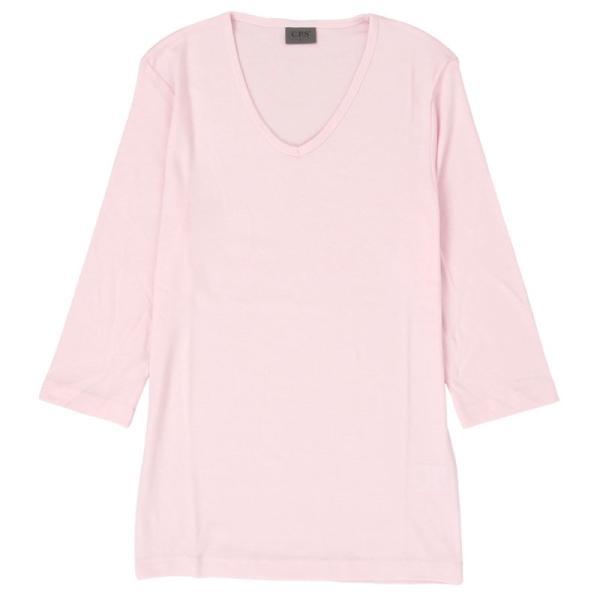Tシャツ メンズ 半袖 無地 カットソー Vネック インナー メンズ 7分袖 半袖Tシャツ ストレッチ フライス トップス 七分袖 おしゃれ オシャレ セール|leadmen|39