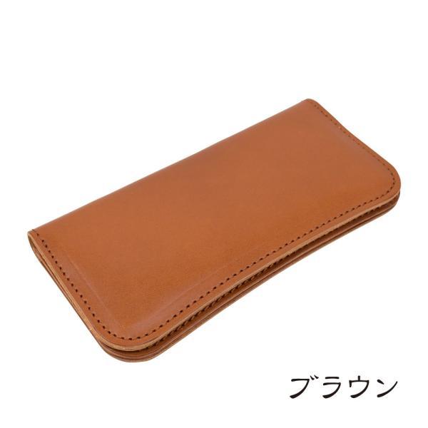 栃木レザー 長財布 メンズ 財布 牛革 日本 国産革 ロングウォレット 本革 日本製 職人技 シンプル タンニングレザー TDSG-1008 数量限定|leather-z|12