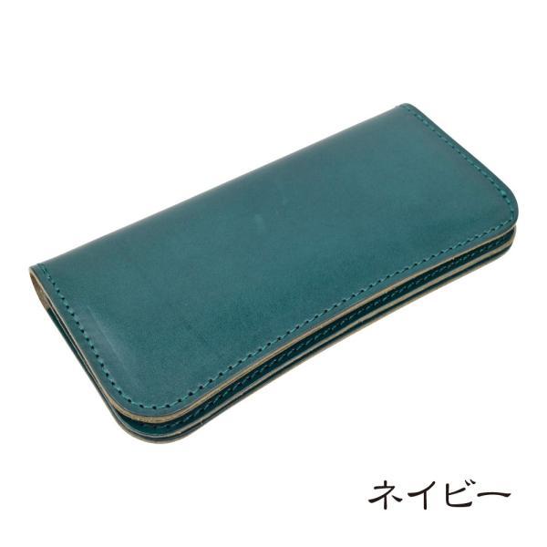 栃木レザー 長財布 メンズ 財布 牛革 日本 国産革 ロングウォレット 本革 日本製 職人技 シンプル タンニングレザー TDSG-1008 数量限定|leather-z|09