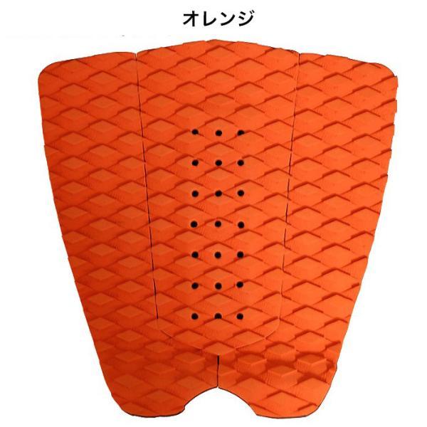 サーフィンデッキパッド デッキパッチ ロゴ無し デッキグリップ サーフィングッズ deckpad  deckgrip 迷彩 カモフラ柄 ボーダー チェック|leathers|15