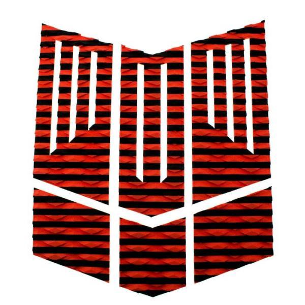 フロント用デッキパッド  フロントパッド サーフィンデッキパッド デッキパッチ ロゴ無し デッキグリップ サーフィングッズ deckpad  deckgrip 迷彩 カモフラ柄|leathers|25