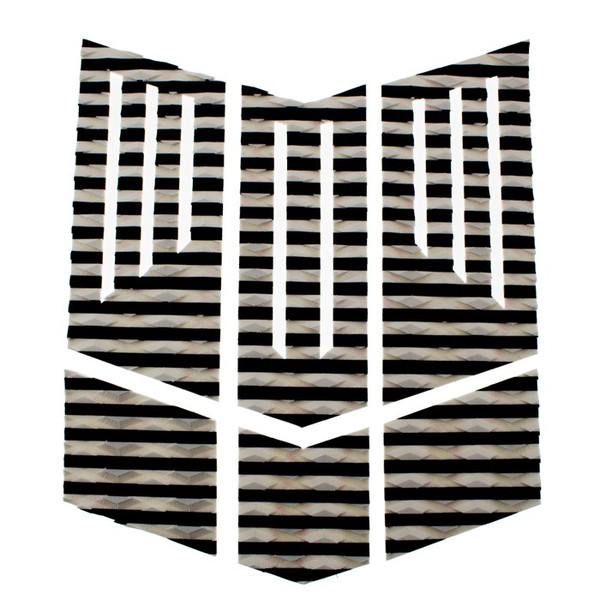 フロント用デッキパッド  フロントパッド サーフィンデッキパッド デッキパッチ ロゴ無し デッキグリップ サーフィングッズ deckpad  deckgrip 迷彩 カモフラ柄|leathers|24