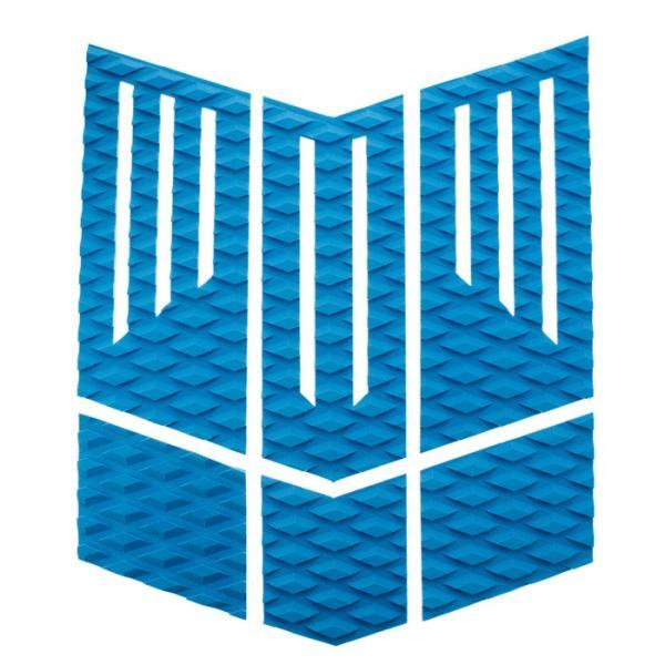 フロント用デッキパッド  フロントパッド サーフィンデッキパッド デッキパッチ ロゴ無し デッキグリップ サーフィングッズ deckpad  deckgrip 迷彩 カモフラ柄|leathers|15