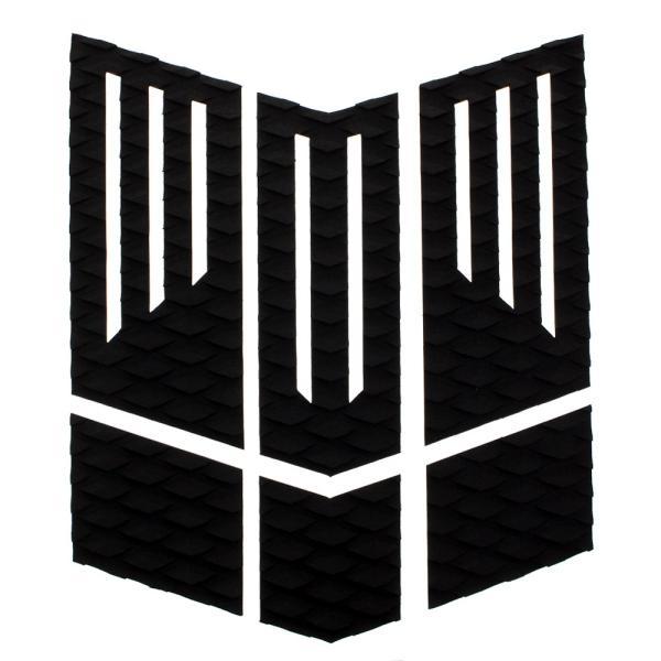 フロント用デッキパッド  フロントパッド サーフィンデッキパッド デッキパッチ ロゴ無し デッキグリップ サーフィングッズ deckpad  deckgrip 迷彩 カモフラ柄|leathers|12