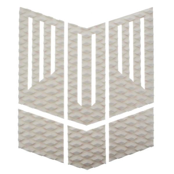 フロント用デッキパッド  フロントパッド サーフィンデッキパッド デッキパッチ ロゴ無し デッキグリップ サーフィングッズ deckpad  deckgrip 迷彩 カモフラ柄|leathers|14