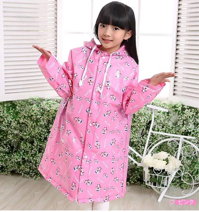 92d3c07164aa6 リラックス感ある雨着だから、お子様にゆったりフィットで、着用感も楽々! 防水素材を使用して、雨の日にも外遊びが楽しくなりそうですね!