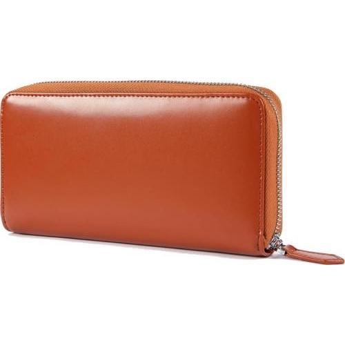長財布 メンズ レディース 本革 コインスルー ギャルソン 財布 カード28枚収納 ガバッと開いて使いやすい BOX型小銭入れ レガーレ|legare-factory|22
