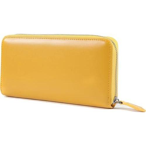 長財布 メンズ レディース 本革 コインスルー ギャルソン 財布 カード28枚収納 ガバッと開いて使いやすい BOX型小銭入れ レガーレ|legare-factory|25