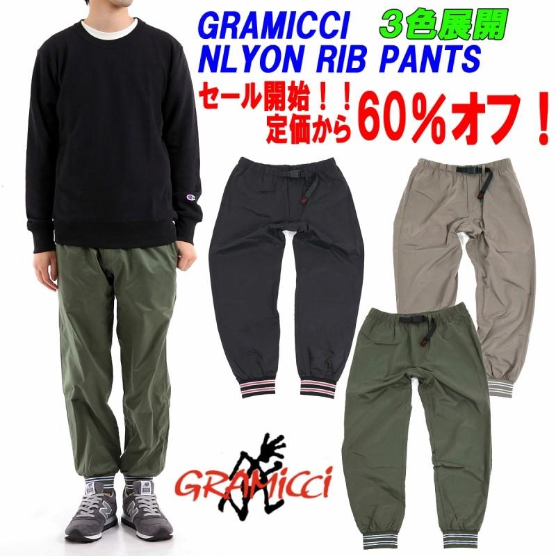 GRAMICCI「グラミチ」 Gramicci「グラミチ」 パンツ 計10カラー展開