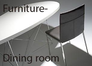家具:ダイニングルーム